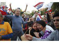 paraguay: diputados rechazan enmienda para reeleccion
