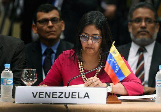 Venezuela se retirará de la OEA