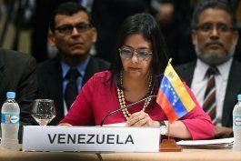 venezuela se retirara de la oea