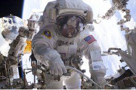 reporte: escasez de trajes espaciales de la nasa