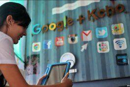 google conecta sus servidores en cuba