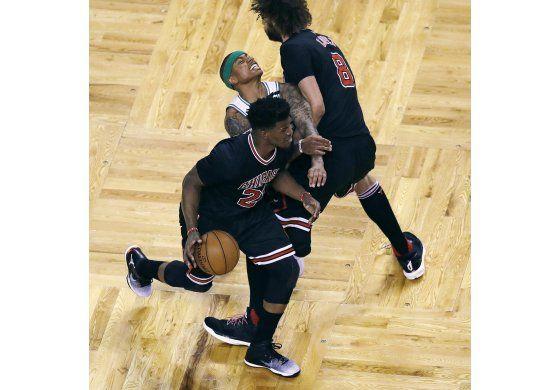 Celtics vencen 108-97 a los Bulls y adquieren ventaja de 3-2
