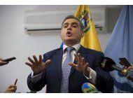 hijo de ombudsman venezolano pide a su padre fin a violencia