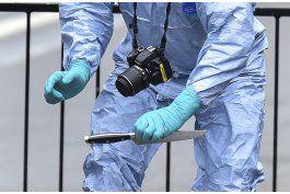 londres: detienen a hombre con cuchillos cerca de parlamento
