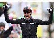 kueng gana segunda etapa del tour de romandia