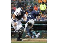 gamel define en 9no inning y seattle gana serie en detroit