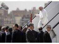papa a imanes egipcios: ensenen a repudiar la violencia