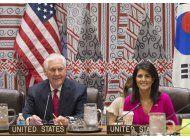 eeuu pide mas sanciones contra norcorea