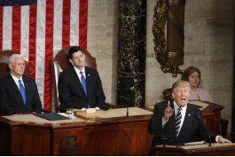 trabajar con el congreso, un desafio inesperado para trump