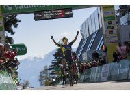 yates gana penultima etapa y es lider del tour de romandia