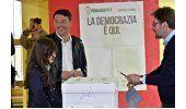 Demócratas italianos eligen líder; Renzi favorito para ganar