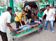 un muerto y nueve heridos por choque de autos en oriente cubano