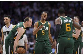 jazz elimina a clippers y enfrentara a warriors