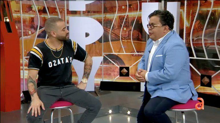 Carlucho entrevista al cantante venezolano Nacho