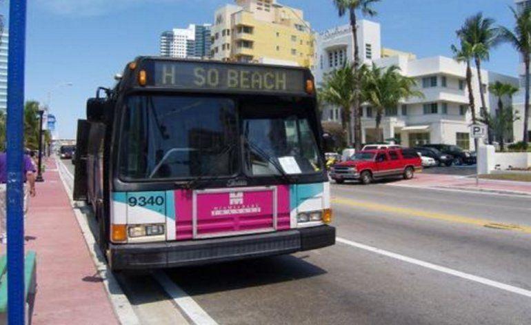 Comité de Transporte Público de Miami Dade aprobó dos resoluciones para mejorar la viabilidad de Miami Beach