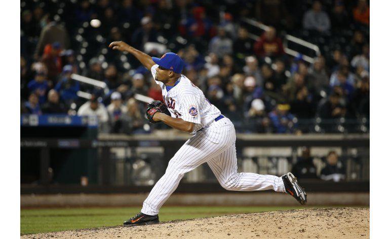 Mets: taponero Familia tiene coágulo en el hombro derecho