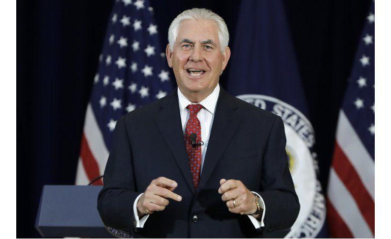 Tillerson: EEUU evalúa impacto de mudar embajada en Israel