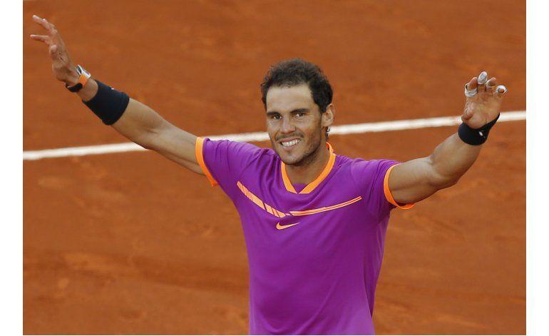 Nadal se corona en Abierto de Madrid, su 3er título seguido