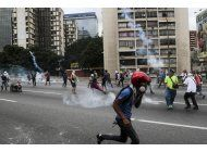 otro dia de fuertes protestas en venezuela que dejo un nuevo saldo de muertos