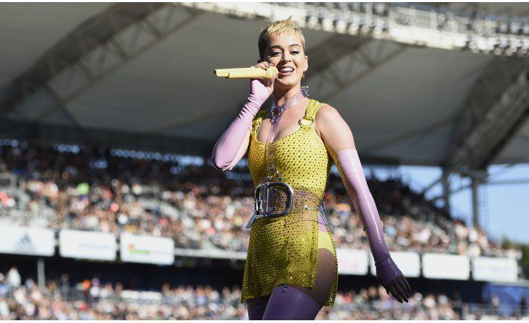 Katy Perry anuncia título y fechas de nuevo álbum y gira