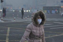 falta de polvo: el sorpresivo factor que aumenta la contaminacion en china
