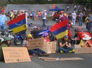 aumenta el numero de muertos en venezuela por la represion de policias y militares