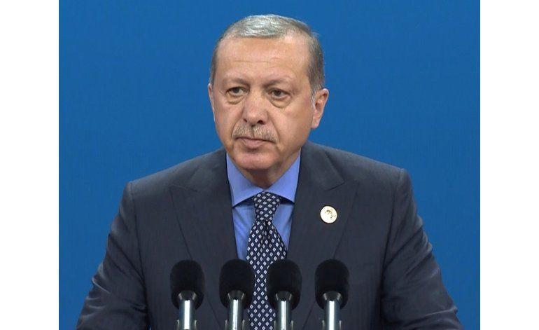 Trump se reunirá con el presidente turco Erdogan