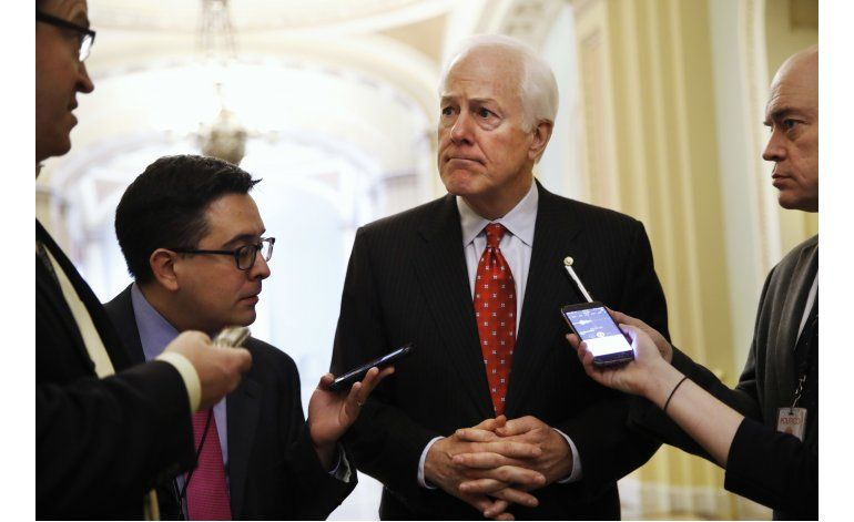 Senador Cornyn rechaza ser candidato a director del FBI