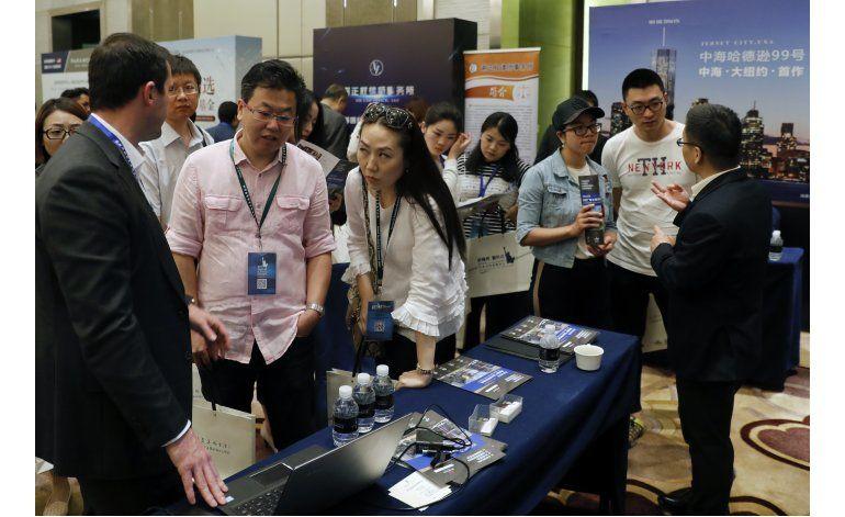 """Exclusiva AP: China principal interesado en """"visas de oro"""""""