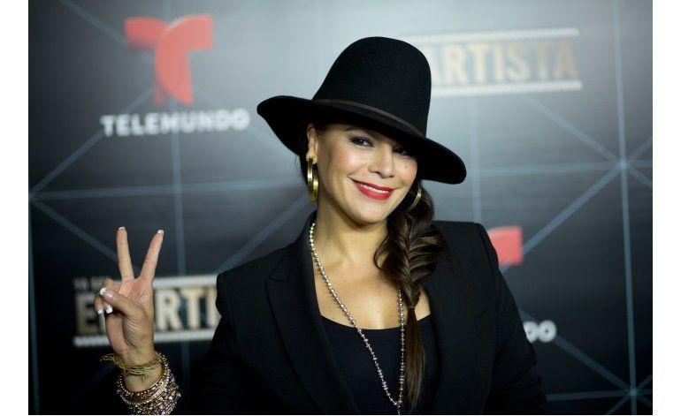 Olga Tañón celebra la vida con más música