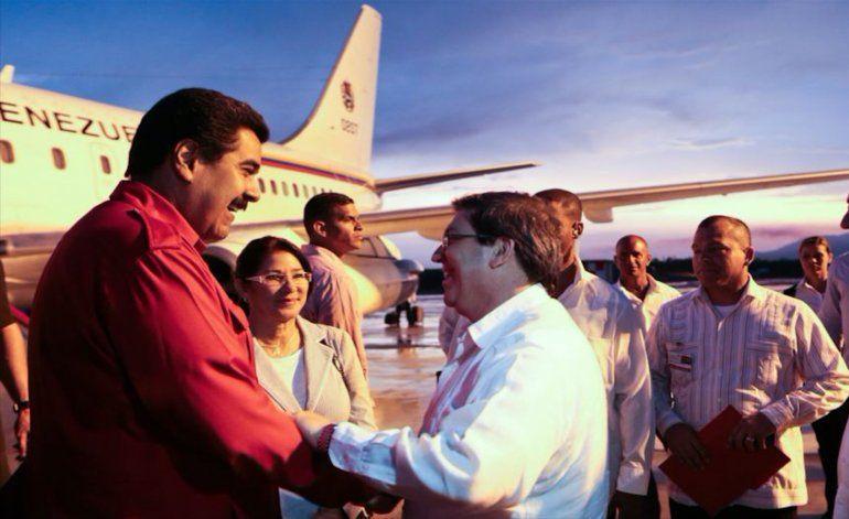 Fox propone a Cuba que dé refugio a Nicolás Maduro