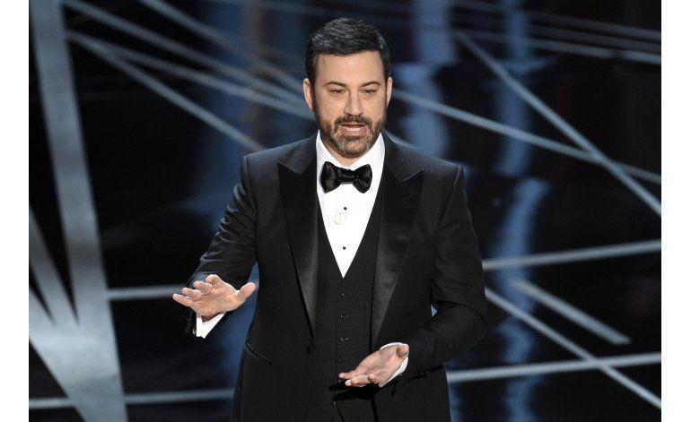 Jimmy Kimmel volverá como anfitrión del Oscar