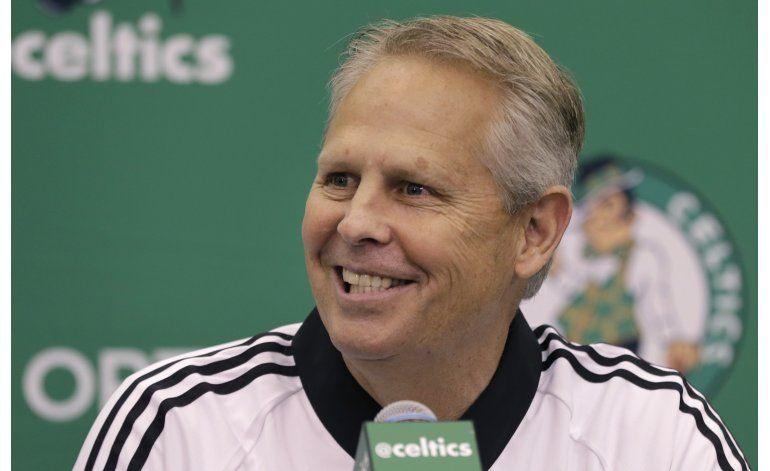 Celtics ganan lotería de draft; Lakers tendrán 2da selección