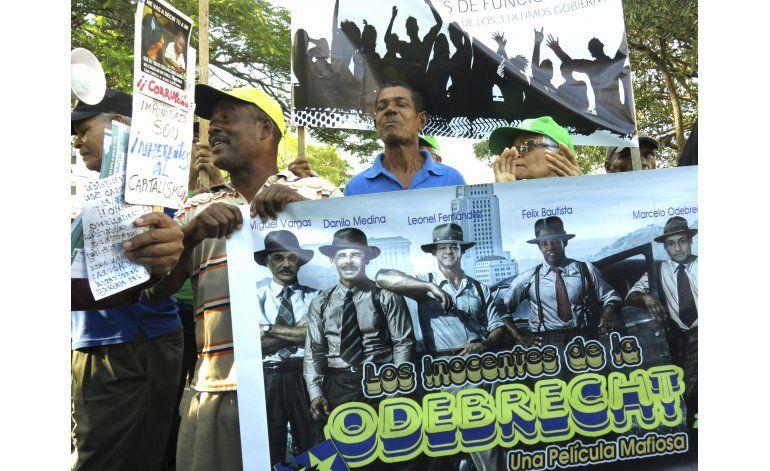 Odebrecht halló en Dominicana ambiente para sus sobornos