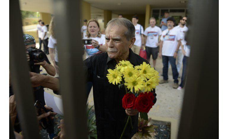 Nacionalista puertorriqueño queda en libertad tras 36 años