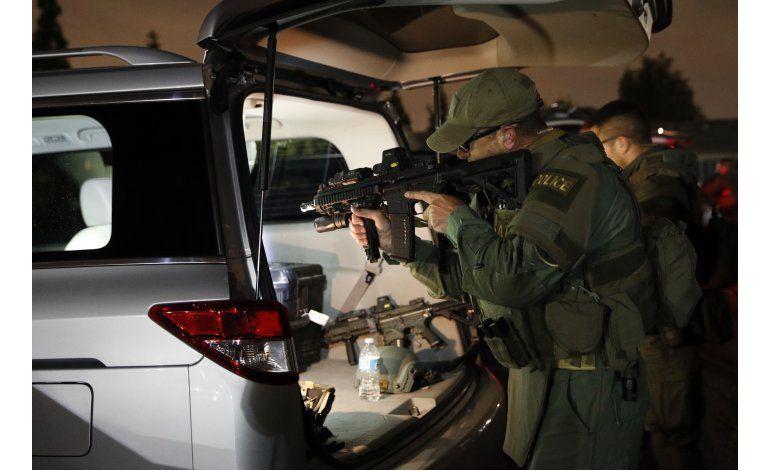 Realizan operativo en Los Ángeles contra la pandilla MS-13