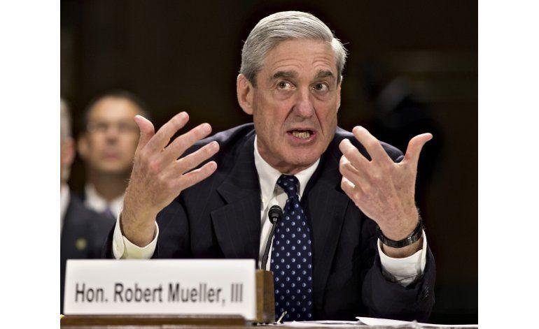 Robert Mueller encabezará pesquisa sobre Trump-Rusia