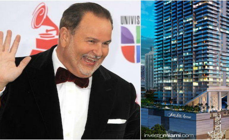 El Gordo de Molina compra condominio a todo lujo en Miami