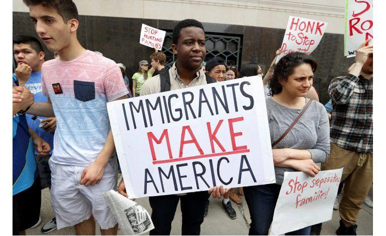 Arrestos de inmigrantes en EEUU aumentan 40%