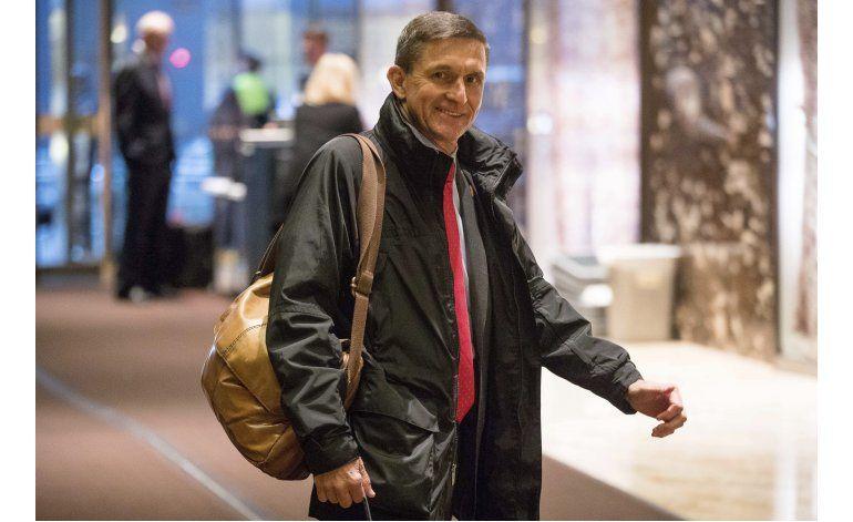 Flynn bloqueó operación militar a la que se oponía Turquía