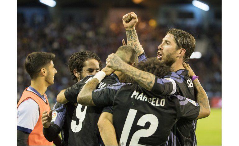 Real Madrid a un paso de su primer título de liga en 5 años