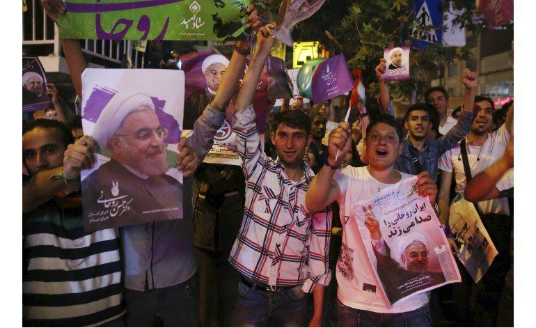 Irán: Elección presidencial sería un referendo de Ruhani