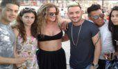 Niurka Marcos disfrutando en Cuba junto a Boni & Kelly