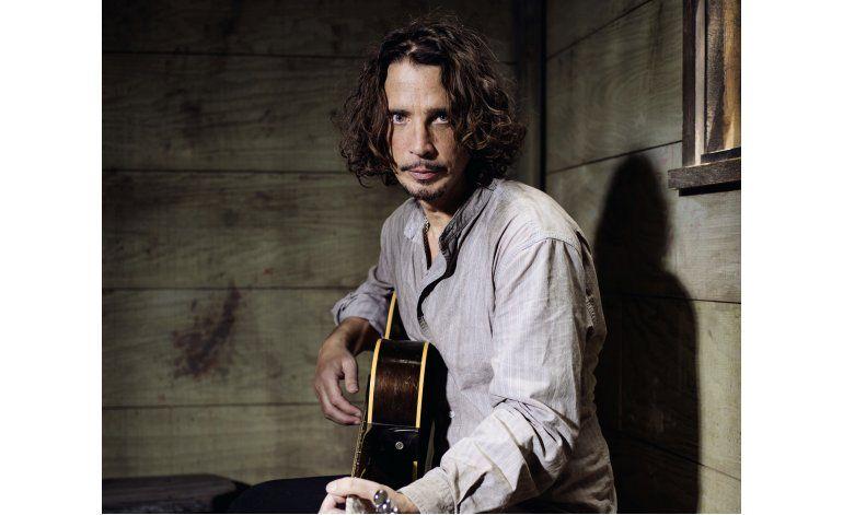 Alabado rockero Chris Cornell se suicida a los 52 años
