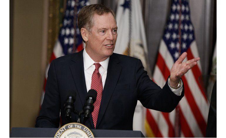EEUU inicia consultas para renegociar el TLCAN
