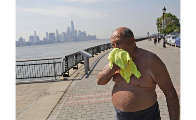 Se pronostica en EEUU un verano más caliente de lo normal