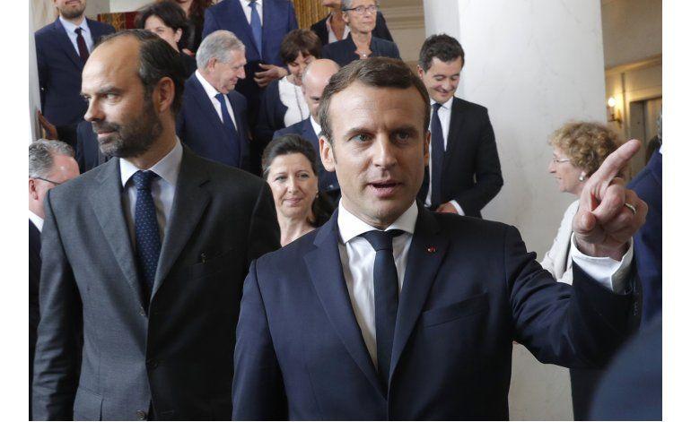 Viaje de Macron a Mali, centrado en lucha contra extremismo