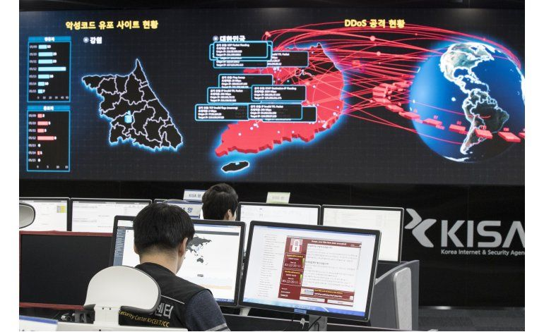 Expertos cuestionan papel de Pyongyang en ataque WannaCry