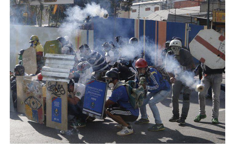 Maduro acusa a Trump de promover intervención en Venezuela