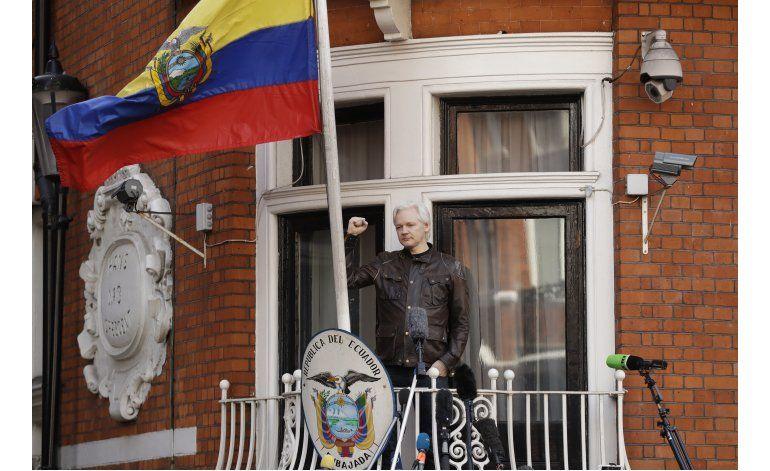 Cronología de la pelea de extradición de Julian Assange